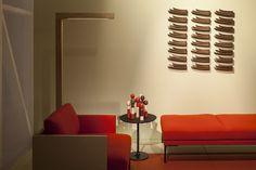 #Arper at #SalonedelMobile Milano 2016  #Steeve Sofa
