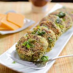 You guys all know that I love veggie burgers and quinoa patties. Today I've got a great recipe for Quinoa Sliders brought to us by Tony from Simple Awesome Cooking. They are packed with vegetables AND kid friendly, which makes them a winner in my book! I love the flexibility of recipes like this one …