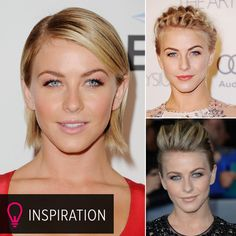 Julianne Hough Proves How Versatile a Bob Can Be. If you're considering a shorter cut for yourself, Julianne is one celebrity who's got a bevy of inspiring styles.