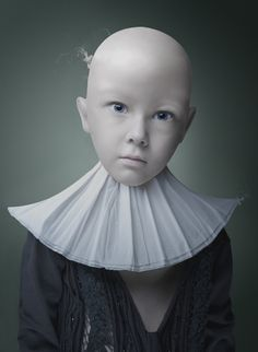 The Beautiful Ones by Ruadh DeLone, via Behance
