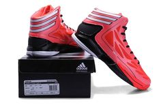 Adidas adiZero Crazy Light 2 Vermilion Red Black Vermilion Red b05fd38455