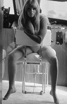 Britt Ekland by Terry O'Neill