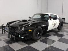 1979 Chevrolet Camaro Z/28 California Highway Patrol ★。☆。JpM ENTERTAINMENT ☆。★。
