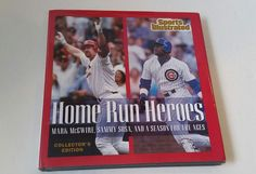 Home Run Heroes (1998) Sports Illustrated Reading Book Collector's Edition Book | Books, Nonfiction | eBay!