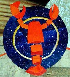 lobster collage, Joanne Halpin