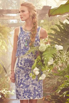 #Embroidered #Bleuet #Separates  #Anthropologie