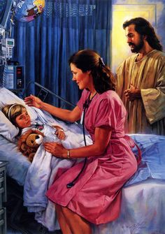 "Mark 2:17 - ""When Jesus heard it, he saith unto them, They that are whole have no need of the physician, but they that are sick: I came not to call the righteous, but sinners to repentance."""