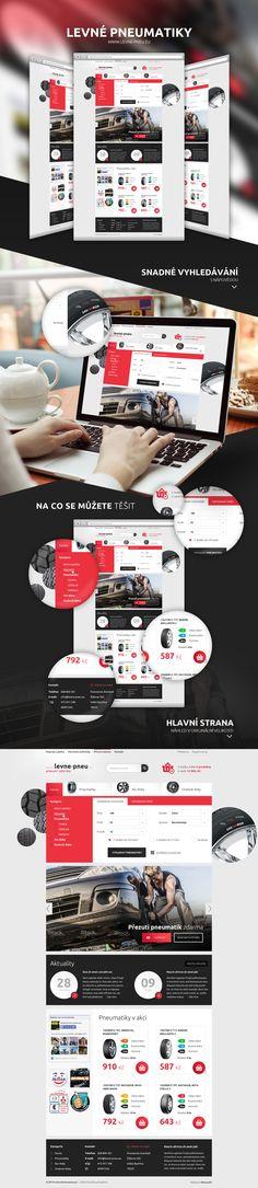 E-shop s pneumatikami a disky http://www.levne-pneu.eu/