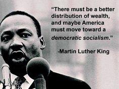 MLK #feelthebern