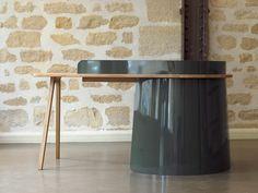 """Big Boss"" Desk by Piergil Fourquie"