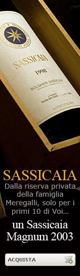 Sassicaia Magnum