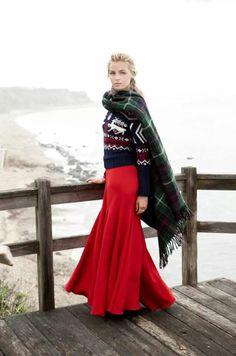 Ralph Lauren , winter outfit....