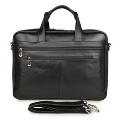 15b4c83f6fb 109.12  Watch now - 100% Genuine Leather Briefcase Laptop Bag Business Top  Handle Men s