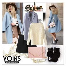 """""""Yoins 008"""" by aida-1999 ❤ liked on Polyvore featuring mode, C Label, Tory Burch et yoins"""