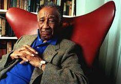 "Albert L. Murray - a writer who was ""not an African-American but an American"""