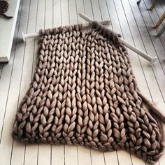 Oversize fiber work by Jacqueline Fink of Little Dandelion (see the chairs to the side for scale?)... Work in progress.jpg