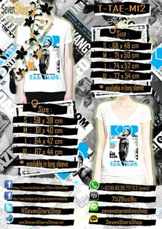 T-Shirt Taeyang V Neck M12