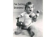Embellishments & Finishes I'M Calling Grandma 10 - 8 X 10 Tee Shirt Iron On Transfer & Garden Parenting Quotes, Kids And Parenting, Funny Images, Funny Photos, Funny Statuses, Teenager Quotes, Funny Picture Quotes, Greek Quotes, Funny Pins