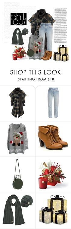 """""""bsejc80@gmail.com"""" by conley-esperanzaj1957 on Polyvore featuring Vivienne Westwood Anglomania, Vetements, Clare V. and Frontgate"""