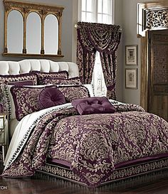 J Queen New York Wellington Bedding Collection #Dillards