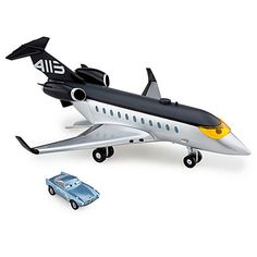 Cars 2 Siddeley Spy Jet Shoot Out Play Set   Vehicles & RC Toys   Disney Store