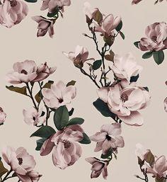 Wallpaper : Magnolia© Mural