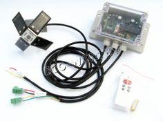 Sun Tracking Complete Electronic Controller Single Dual Axis Solar Tracker | eBay