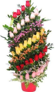 Resultado de imagen para arreglos florales cumpleaños png