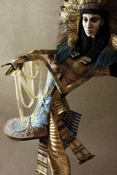 Ancient Egypt. Nephthys, godess of death, service, lamentation and nighttime in ancient Egyptian religion. She is a member of the Great Ennead of Heliopolis in Egyptian mythology, a daughter of Nut and Geb. Nephthys was typically paired with her sister Isis in funerary rites[1] because of their role as protectors of the mummy and the god Osiris and as the sister-wife of Set.