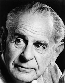 "Karl Popper: Popper is known for his attempt to repudiate the classical  observationalist/inductivist form of the scientific method in favor of empirical falsification. In political discourse, he is known for his vigorous defense of liberal democracy and the principles of social criticism that he came to believe made a flourishing ""open society"" possible."