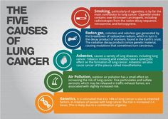 Causes of Lung Cancer CLC06