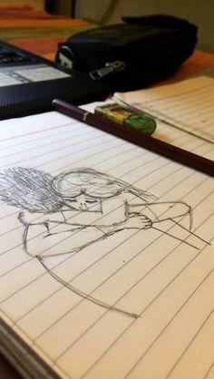 Precious Moments #PencilDrawing #Emotions #Moment #ExpressionOfLove #Amateur