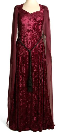 Ravenswing Dress ~ The Dark Angel