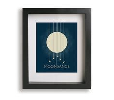 Hey, I found this really awesome Etsy listing at https://www.etsy.com/listing/122953843/moondance-van-morrison-song-lyrics-art