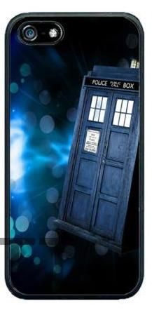 Tardis #4 Call Box Dr. Who Tpu Nero cell phone bags case cover for iphone 4S 5S 5C SE 6S 7 PLUS IPOD Samsung  NOTE IPOD HTC SONY