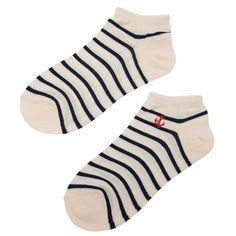 Womens Ankle Socks Ikari Stripes 18.00