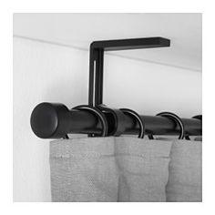 BETYDLIG Soporte pared/techo, negro - - - IKEA