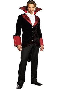 just one bite male adult costume halloween costumes vampires - Male Costumes Halloween