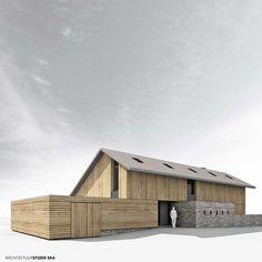 Niwuwbouw House project – Noordwijkerhout, Netherlands – Studio Ska