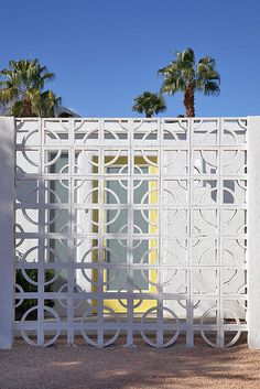 Beautiful screen.  Would be a lovely divider in the garden.