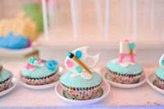 Vince and Chloe Art Attack Party - Sweets Joint Birthday Parties, Art Birthday, Birthday Cake Girls, Birthday Party Themes, Birthday Wishes, Birthday Ideas, Cupcake Painting, Cupcake Art, Cupcake Ideas