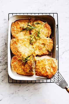 Monte Criston leipävuoka | Maku Bite Size, Tandoori Chicken, Cauliflower, Bread, Vegetables, Ethnic Recipes, Food, March, Inspiration