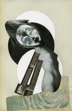 Karl Waldmann Untitled Collage