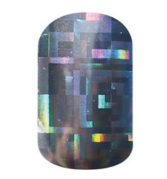 Holographic! Perfect for the Dr. Who fan!! Jamberry Nail Shields, Nail Wraps - Buy Jamberry Nails