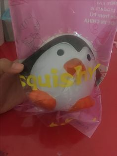 This is my squishy 🐧🐧