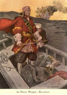 Sir Henry Morgan Biography | Captain Henry Morgan