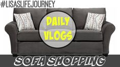 Sofa Shopping    November 2, 2015    DAILY VLOGS #dailyvlogs #familyvlog #sofashopping #sofa #shopping #sickbaby #family #vlog #lisaslifejourney