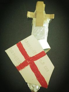 St George's Day craft