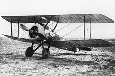 War is taken to new heights with the invention of the airplane. World War One featured the new invention and put a sinister twist on it by making it adept for warfare.