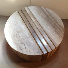 View this item and discover similar for sale at - A beautiful sculptural travertine cocktail/coffee table from a Palm Springs estate. Travertine, Cocktail Tables, Table Furniture, Palm Springs, Coffee Tables, Beach House, Cocktails, Houses, Plates
